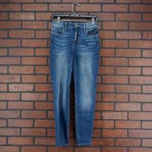KUT FROM THE CLOTH Mia High Rise Skinny Jeans 0